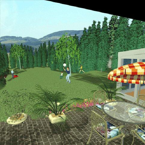 dise o de jardines en 3d una de nuestras herramientas
